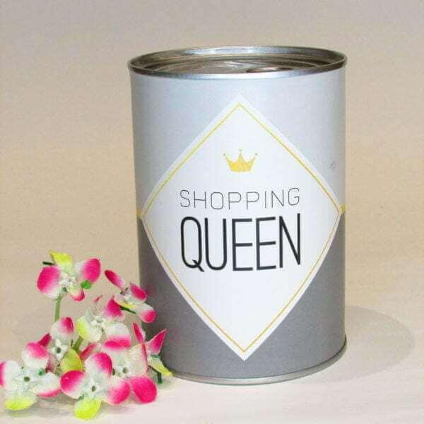 """La Vida Spardose """"Shopping Queen"""""""